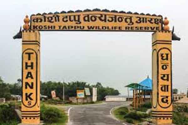 Koshitappu Wildlife Reserve