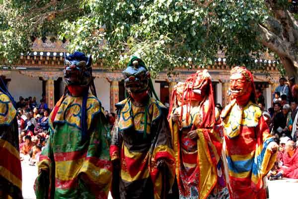 Thimpu Tshechu Festival