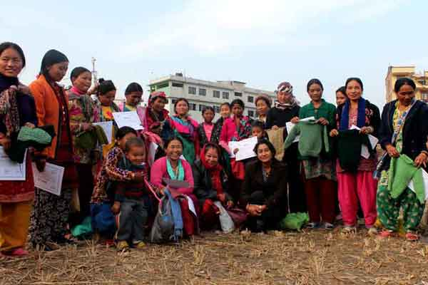 Women Empowerment Trek  | Empowering needy Nepalese women though adventure
