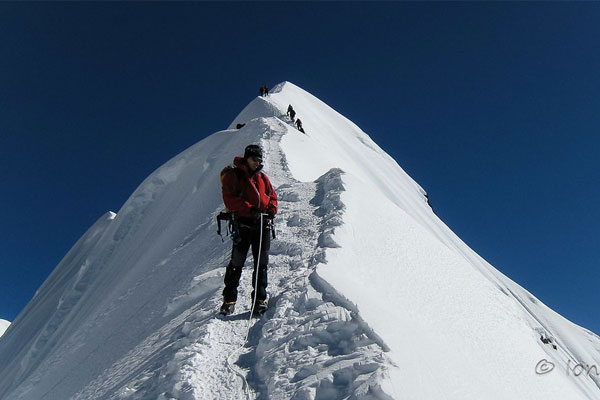 6000 Meter Peaks Of Nepal