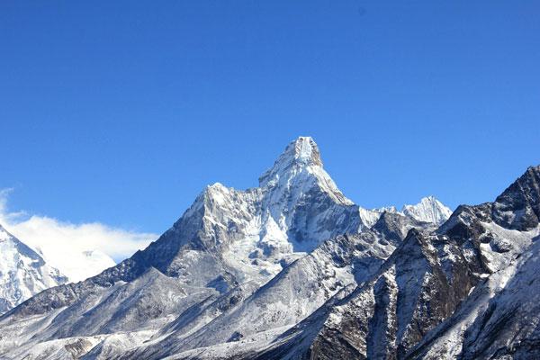 Amadablam  (6812m) Expedition