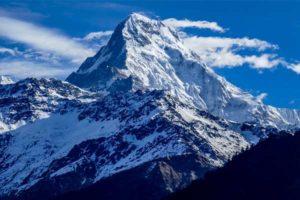 Annapurna South (7219m) Expedition