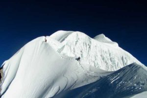 Baruntse  (7129) Expedition