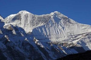 Churen Himal  (7371m) Expedition