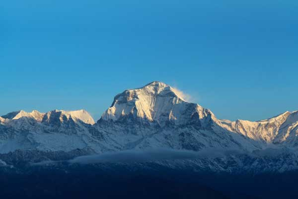 Dhaulagiri  (8167m) Expedition