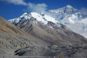 Everest  (8848.86m) Expedition North