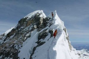 Everest  (8848.86m) Expedition South