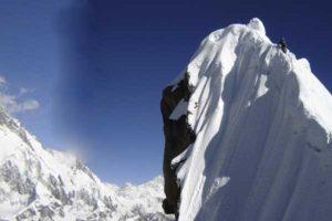 Lobuche East Peak (6119m) Climbing