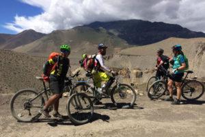 Lower Mustang Bike Tour