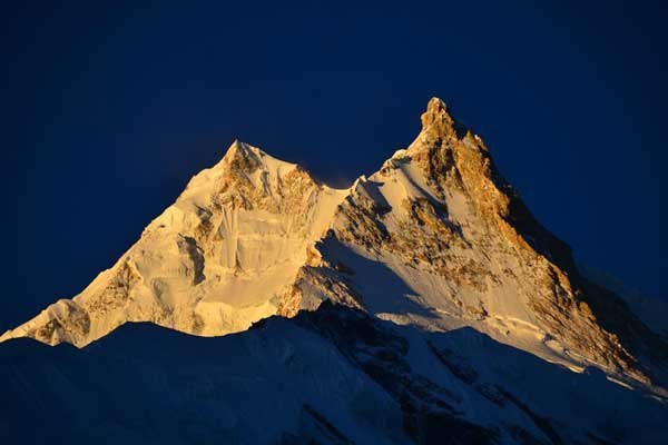 Manaslu  (8163m) Expedition