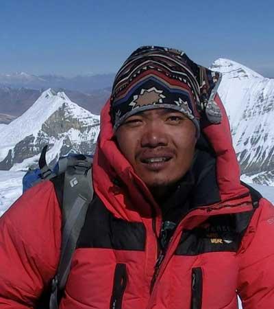 Ngima Gyaljen Sherpa