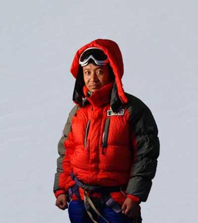 Pema Nuru Sherpa