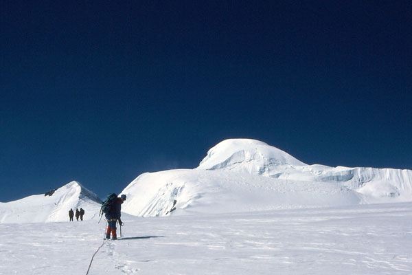 Ramdung Peak (5925m) Climbing  with Tashi Lapcha Pass
