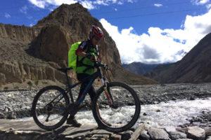 Mountain Bike Tour to Upper Mustang