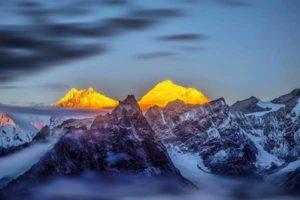 Kangshung Valley Trek