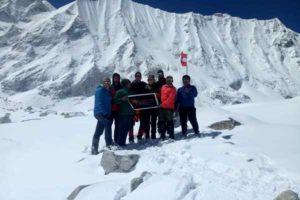 Larkya North Peak (6065m) Climbing Trip
