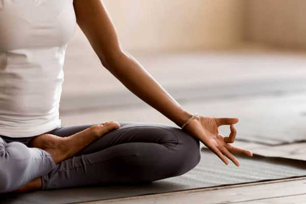 Nepal Yoga Buddhism