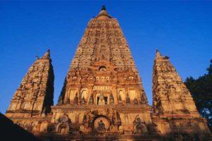 One The Path to Buddha With Bodhgaya & Vanarasi